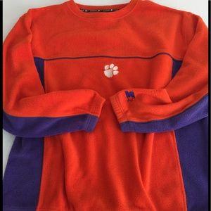 Other - Clemson sweatshirt fleece size extra large